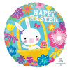 easter decoration happy easter balloon
