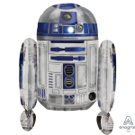 R2-D2 balloon helium filled delivered
