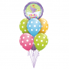 helium filled baby shower balloons