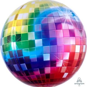 Disco Balloon Orbz