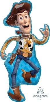 toys story 4 woody balloon large