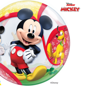 Mickey Disney balloon
