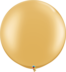 GOLD 2 FT BALLOON