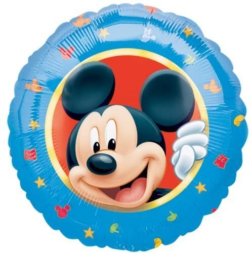 mickey helium balloon