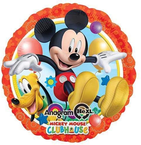 mickey clubhouse balloon helium