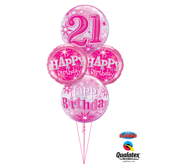 BIRTHDAY BALLOON BALLOONS
