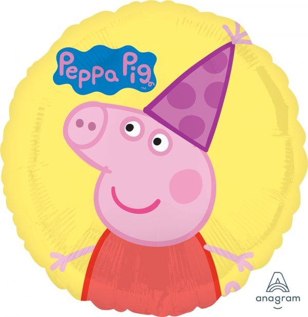 Peppa Pig Helium balloon
