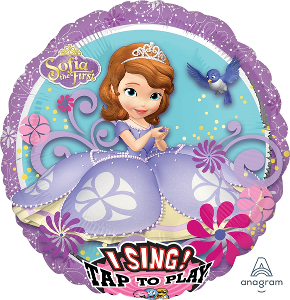 Sofia The First Singing balloon