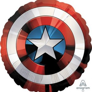 Avengers Shield Helium Inflated Balloon
